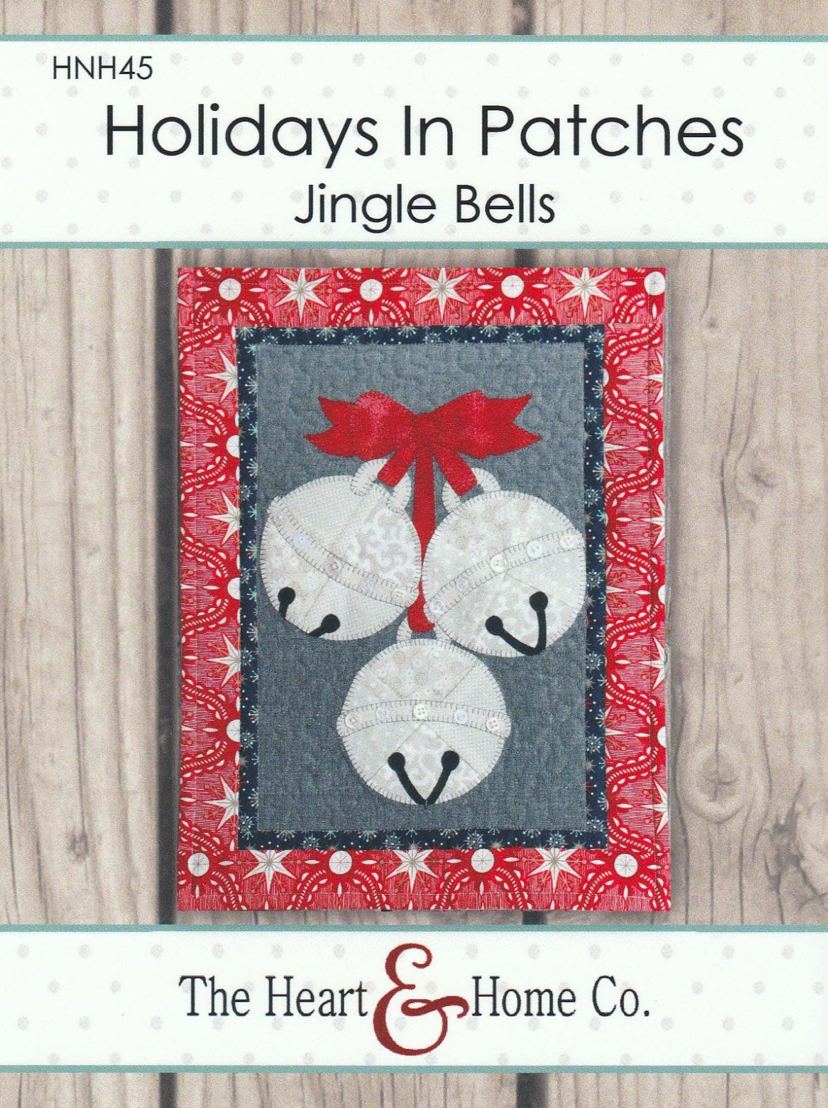 Holidays In Patches Jingle Bells