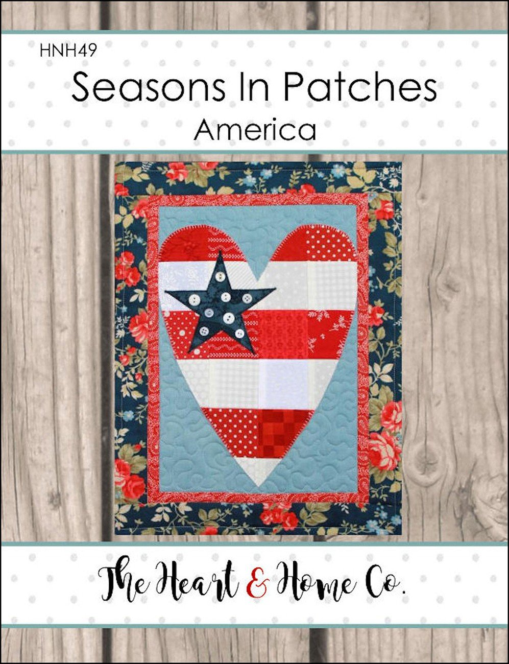 Seasons in Patches America
