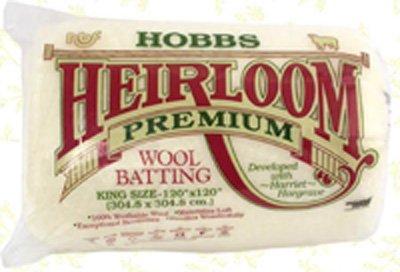 Heirloom Premium Wool King Size 120 x 120
