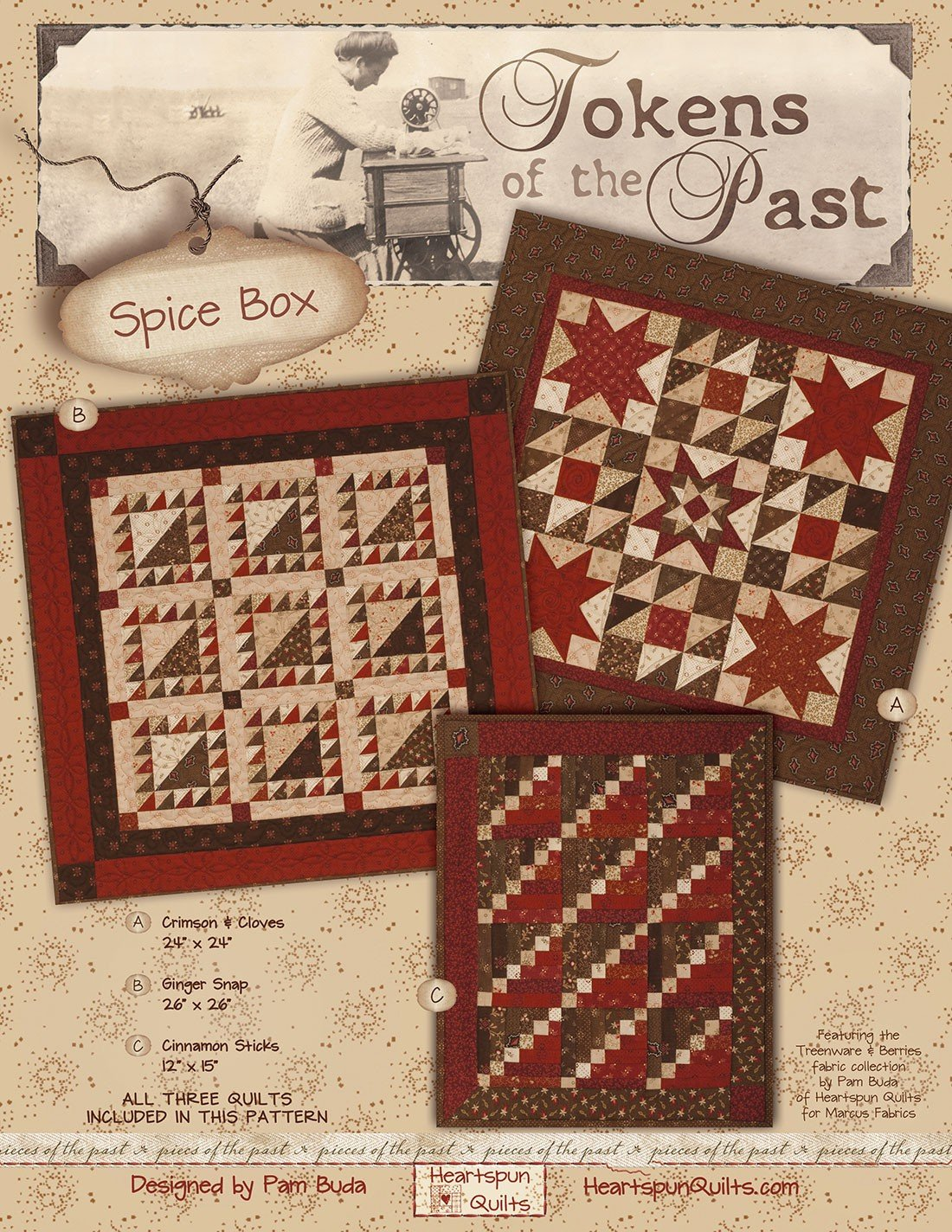 Tokens of the Past: Spice Box