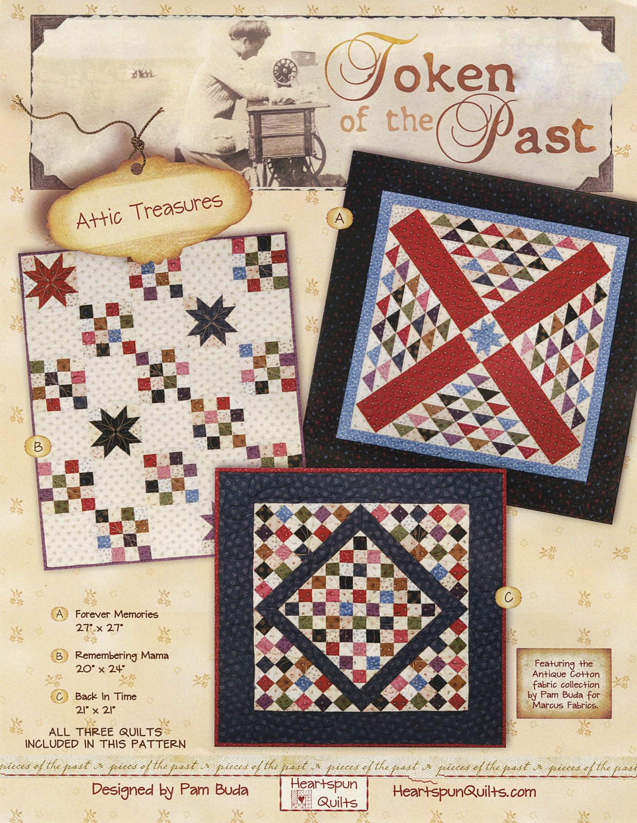 Tokens of the Past: Attic Treasures