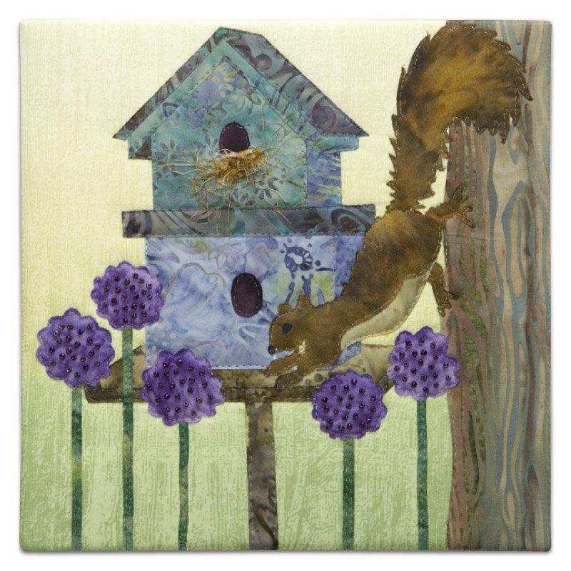 Home Tweet Home - Nosy Neighbor Pattern