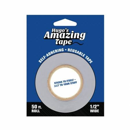 Hugo's Amazing Tape Clear 1/2in x 50ft
