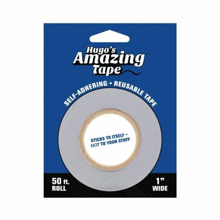 Hugo's Amazing Tape Clear 1in x 50ft