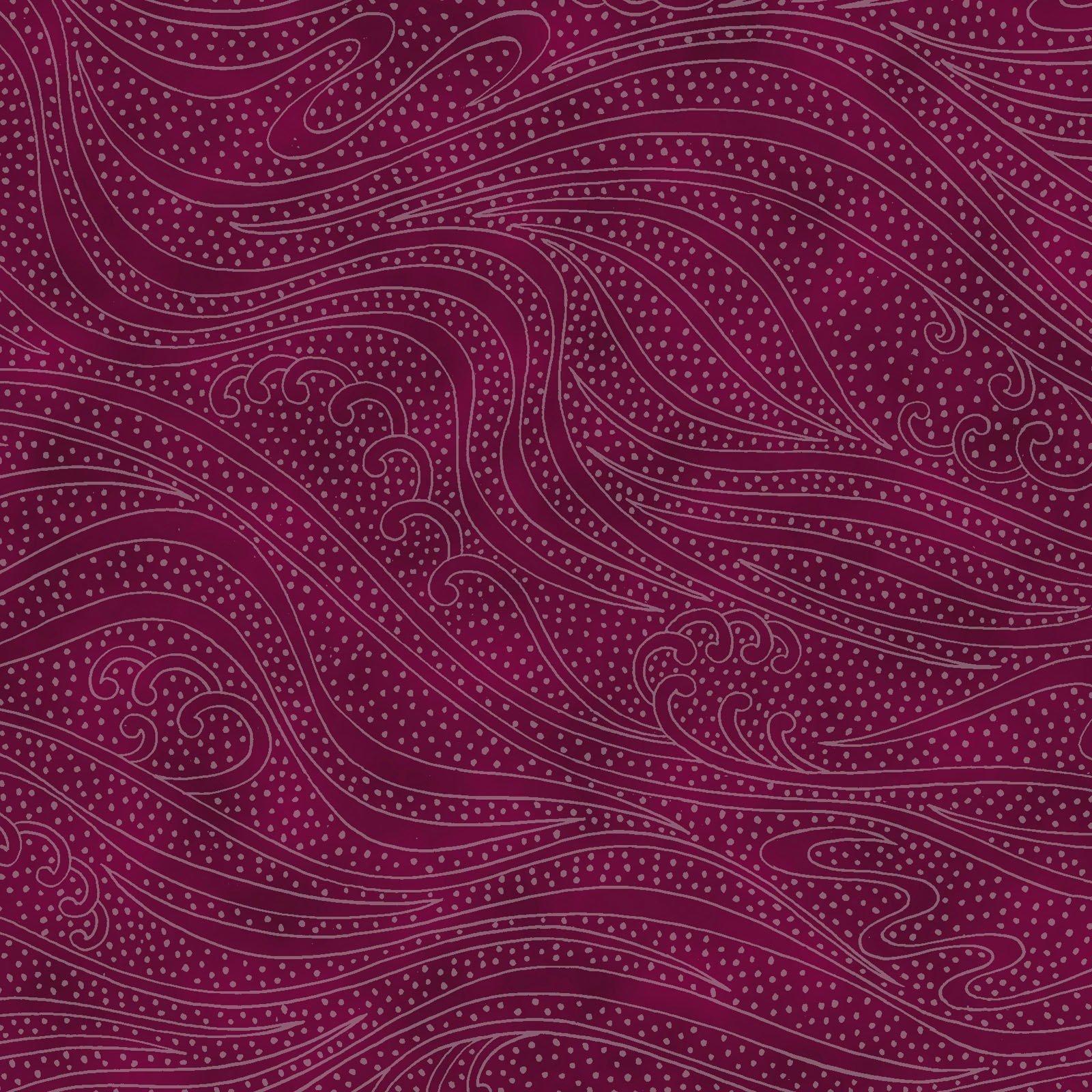 Color Movement - Garnet