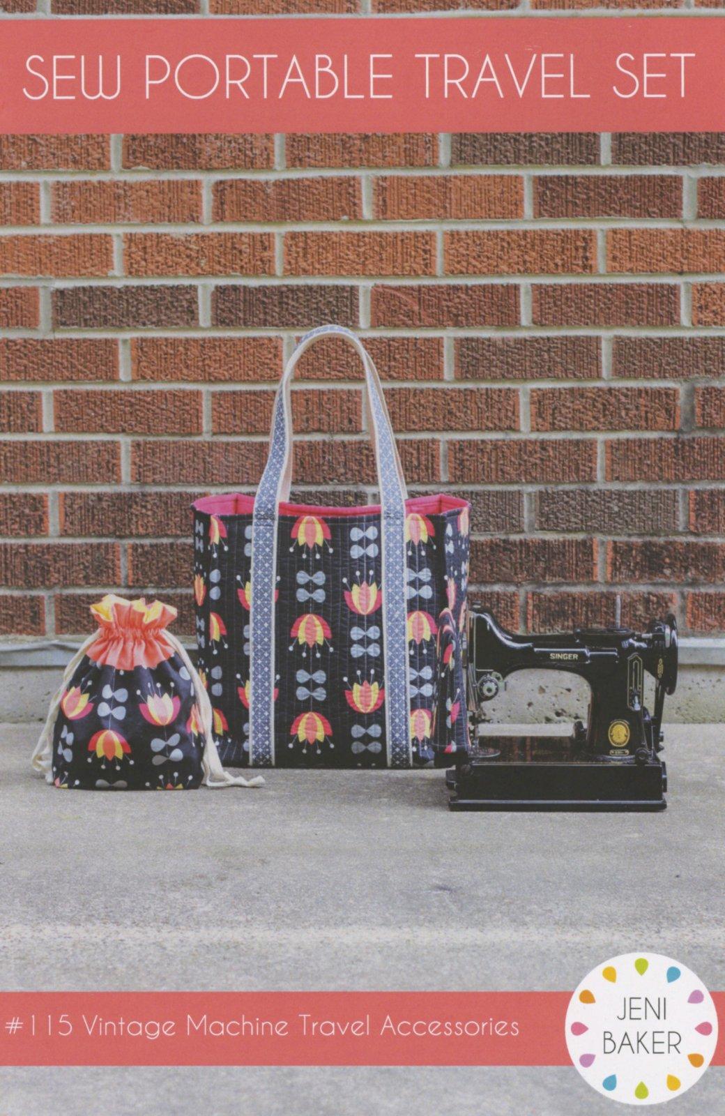 Sew Portable Travel Set