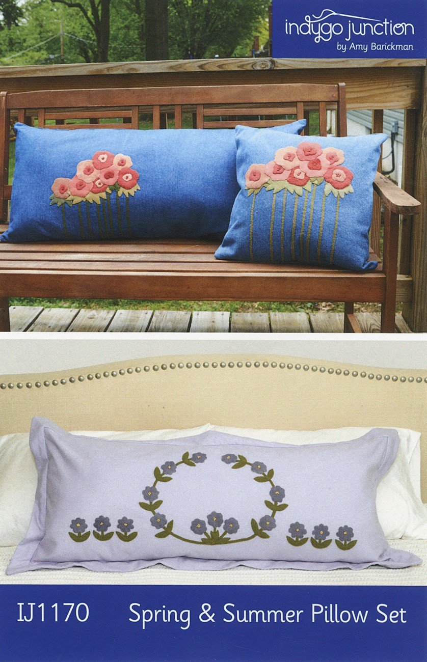 Spring & Summer Pillow Set