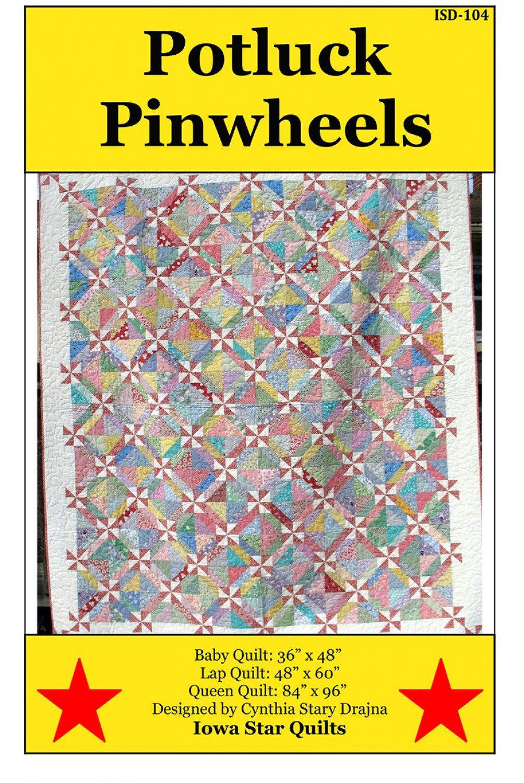 Potluck Pinwheels