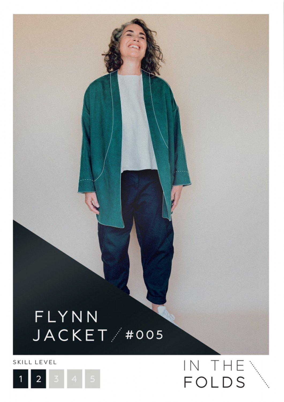 Flynn Jacket Printed Pattern