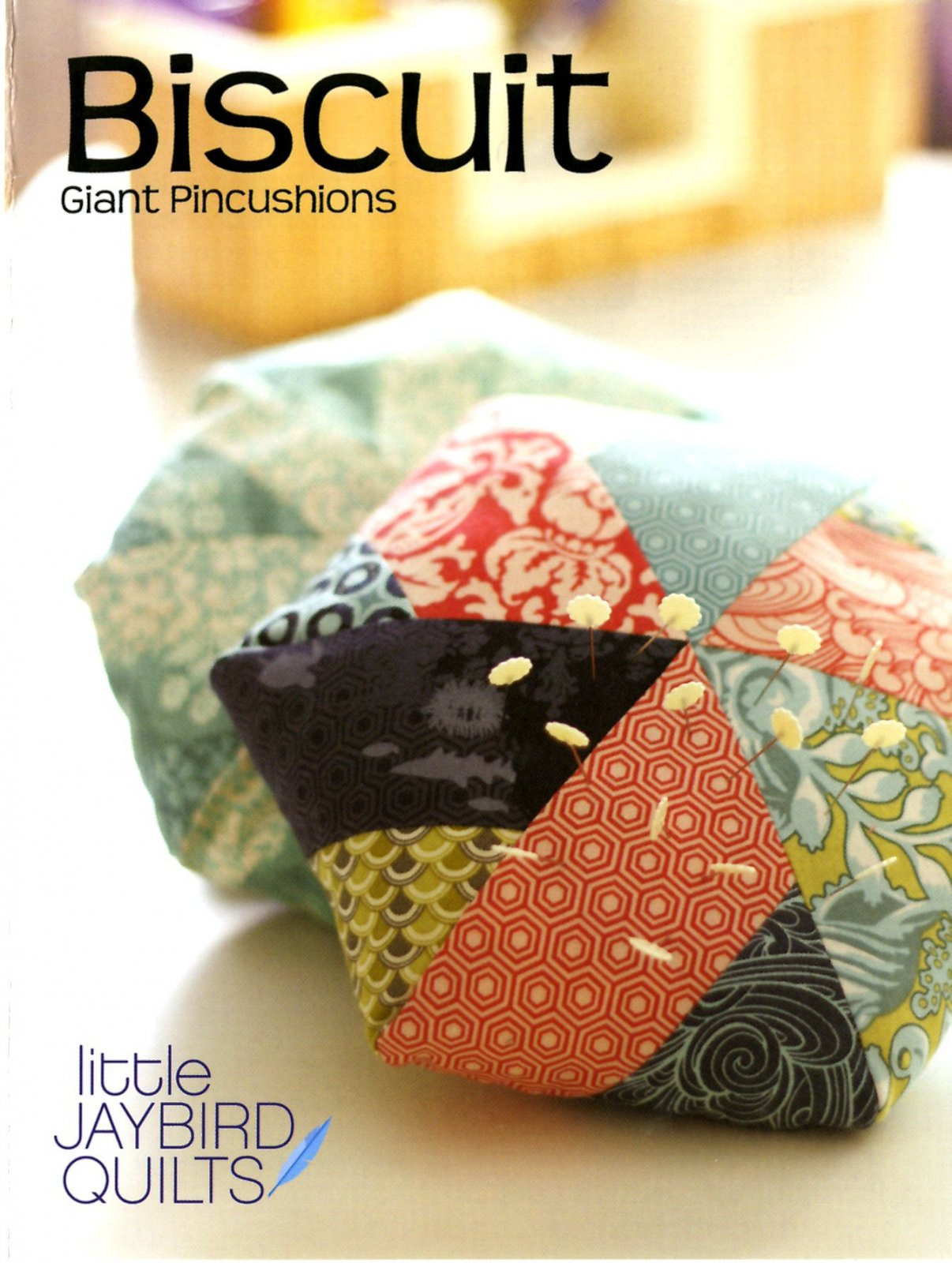 Biscuit Giant Pin Cushion