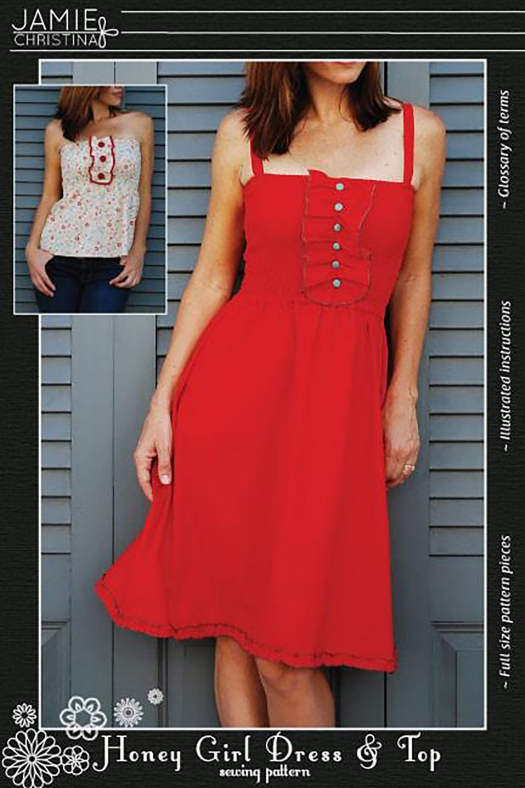 Honey Girl Dress