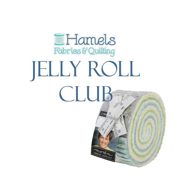 Precut Jelly Roll Club - The Latest & Greatest