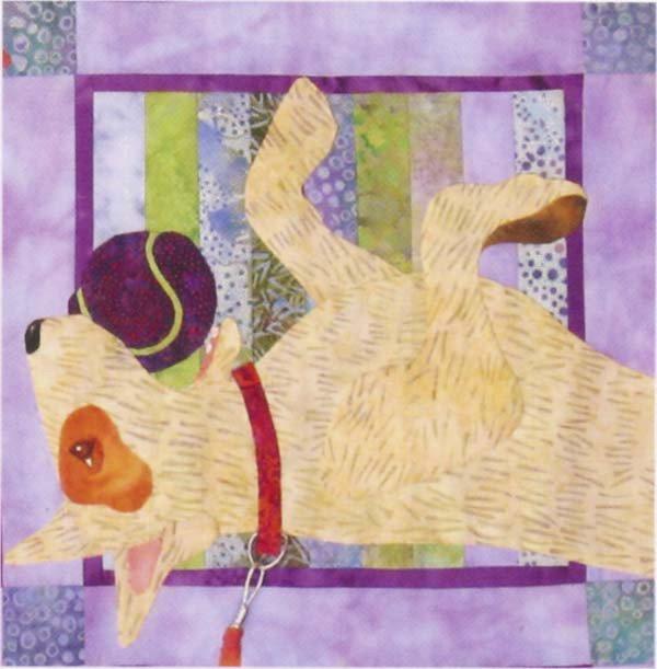 Muchas Poochas - Bull Terrier Block 5