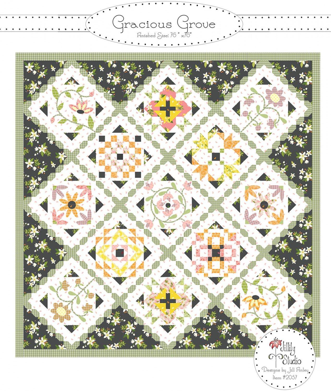 Gracious Grove Quilt Pattern