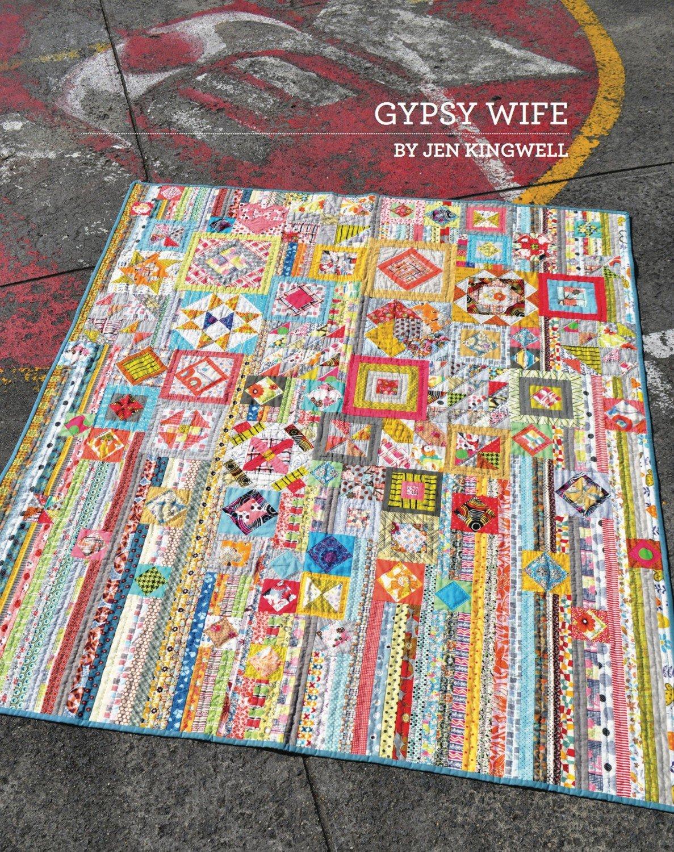 Gypsy Wife Booklet ~RELEASE DATE LATE JUNE, 2020~