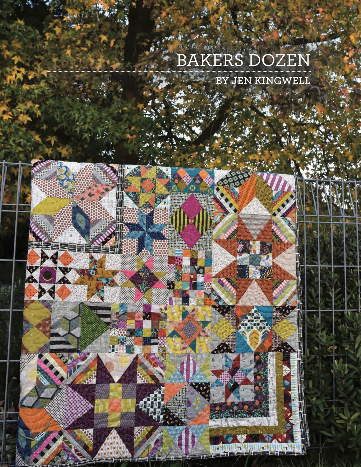 Bakers Dozen Booklet ~RELEASE DATE May 15, 2020~