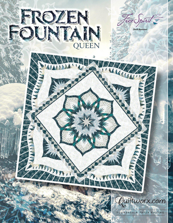 Frozen Fountain Queen