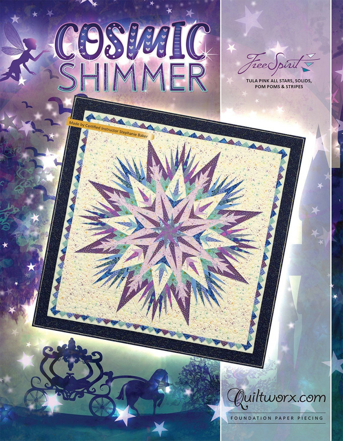 Cosmic Shimmer   ~ RELEASE DATE AUG 10/20 ~