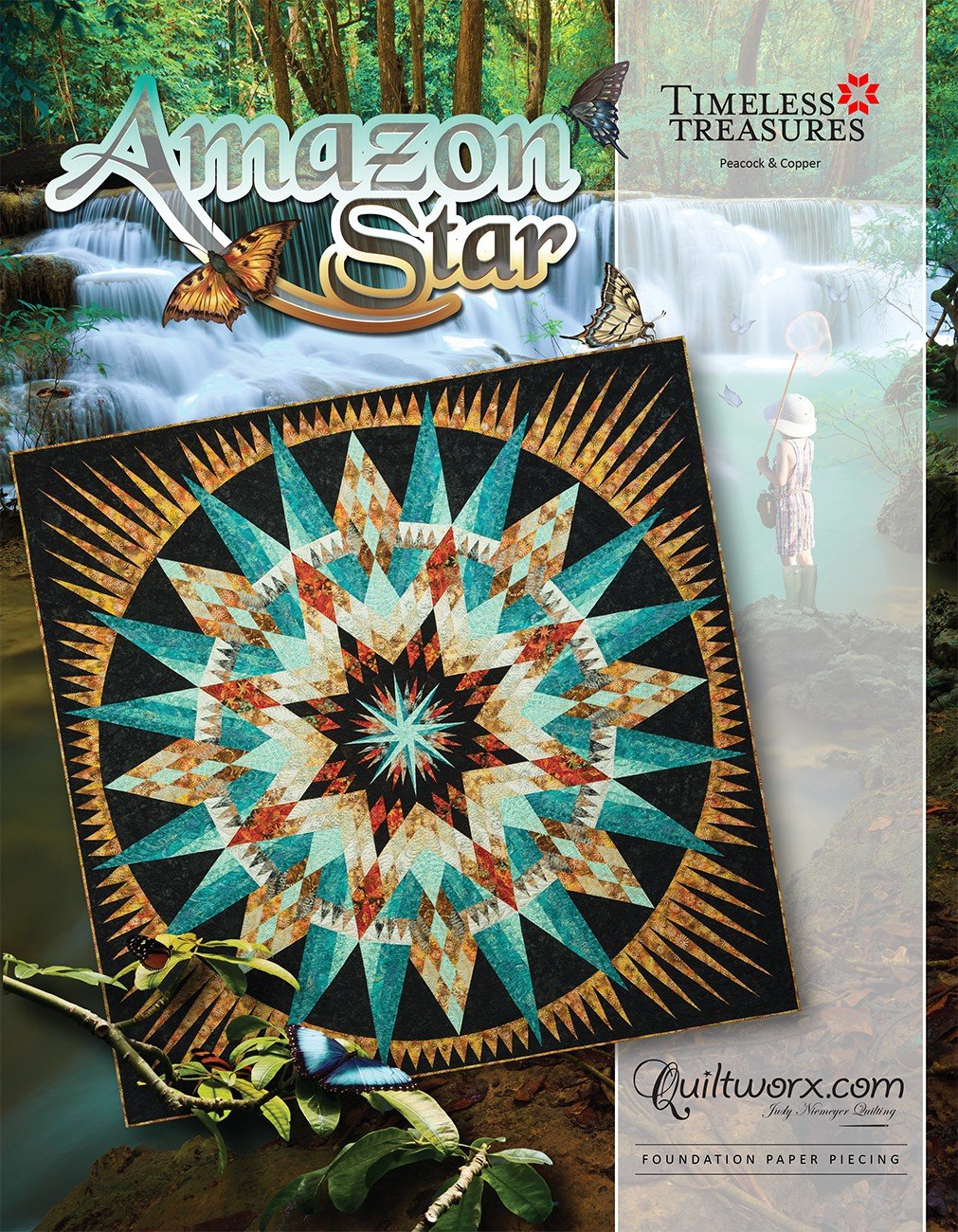 Amazon Star ~ EXPECTED DATE AUG 6/20 ~