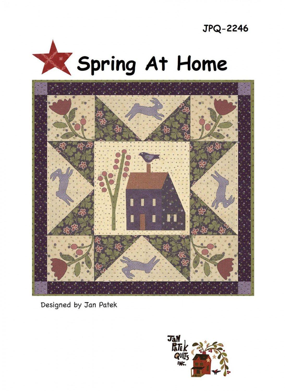 Spring At Home