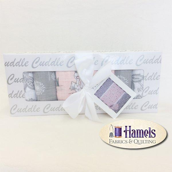 Swan Princess Strips Cuddle Kit