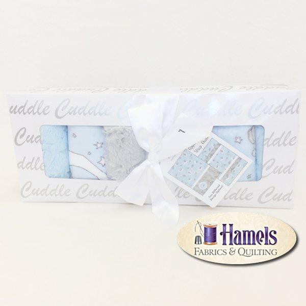 Lullaby Cuddle Kit - Lucky Star Blue