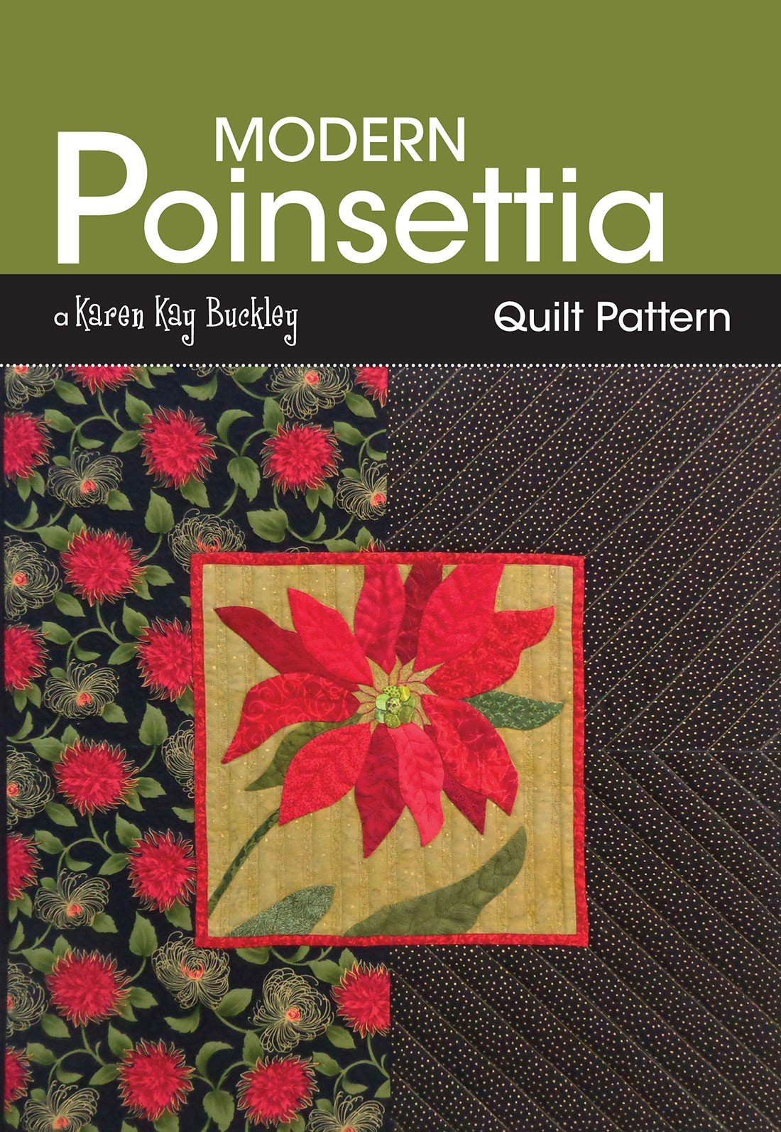 Karen Kay Buckley Modern Poinsettia