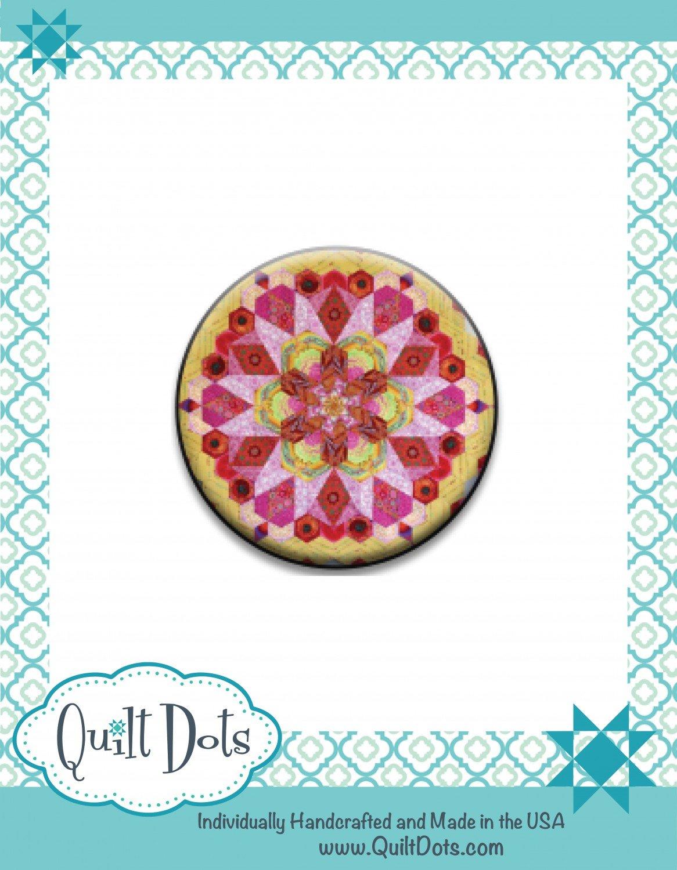 Katja Marek New Hexagon Millefiore Needle Nanny