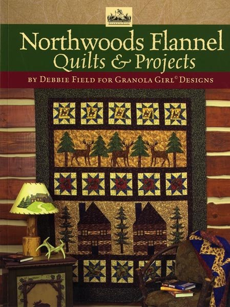 Northwood's Flannel Quilts & Projects - Softcover