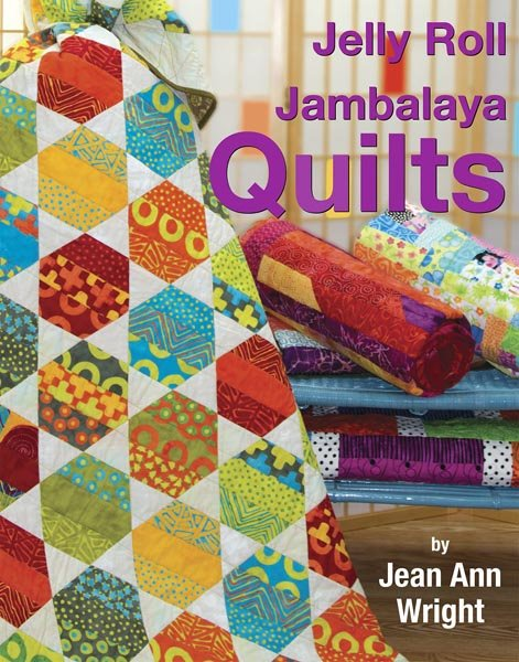 Jelly Roll Jambalaya Quilts - Softcover
