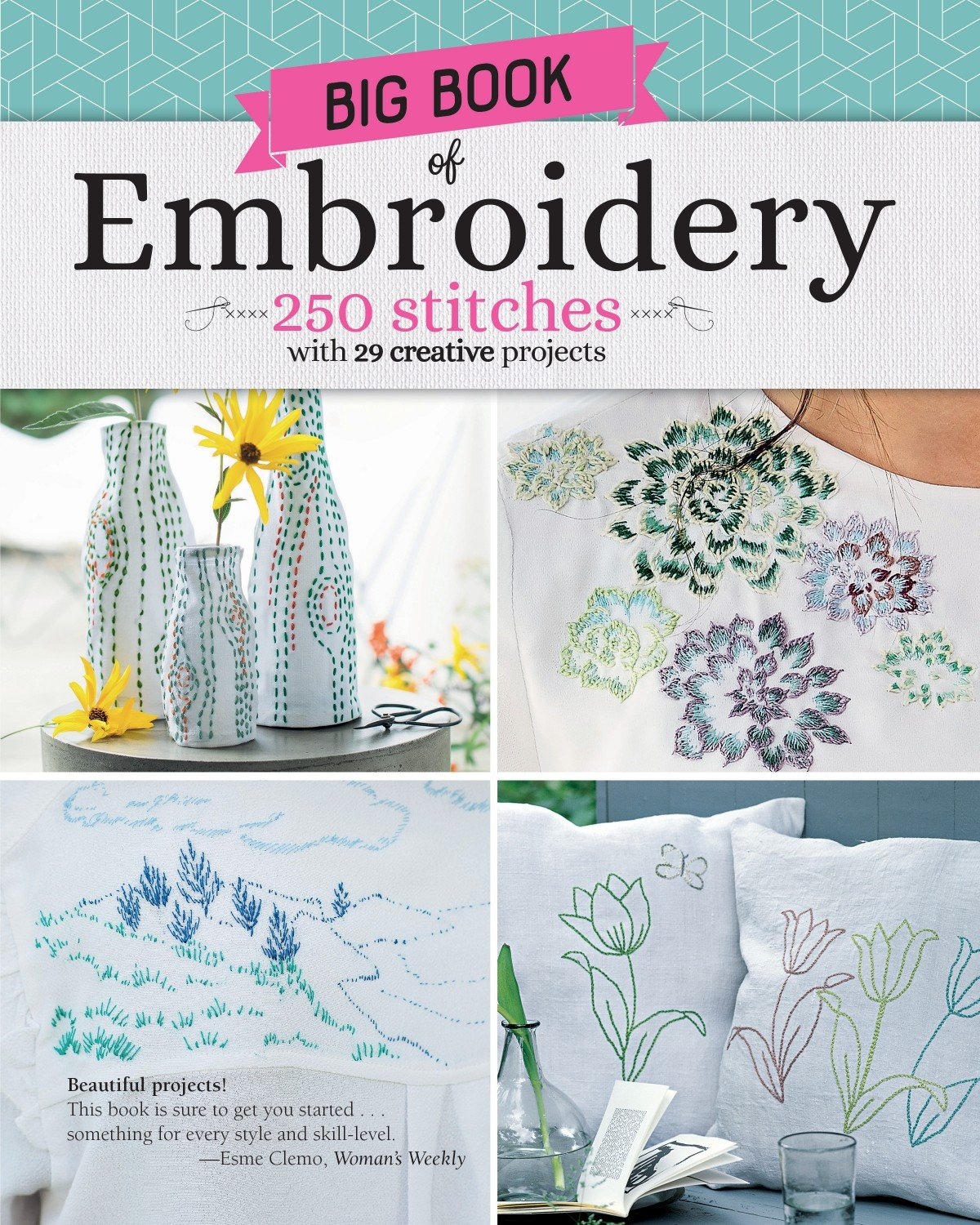 The Big Book of Embroidery ~RELEASE DATE Feb 10/2020~