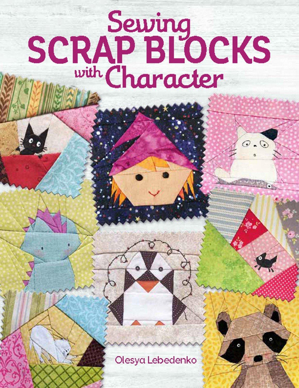 Creating Scrap Blocks with Character