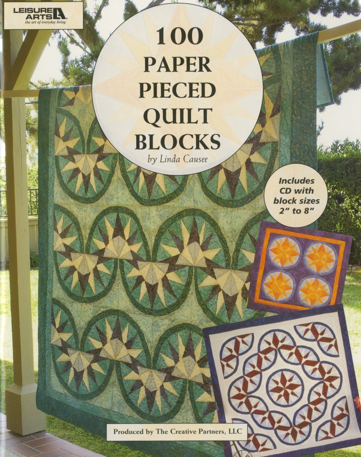100 Paper Pieced Quilt Block