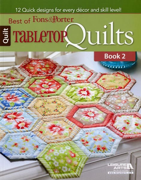 Table Top Quilts 2 - Softcover