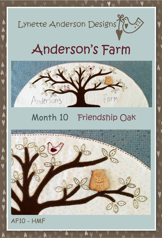 Anderson's Farm Block 10 Friendship Oak
