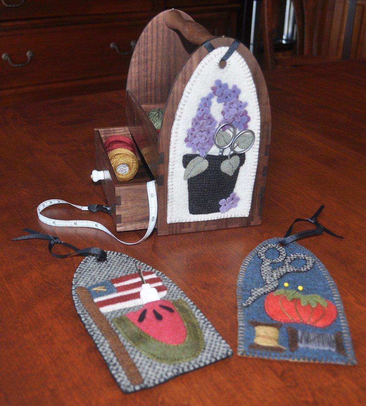 Summer Tote Adornments