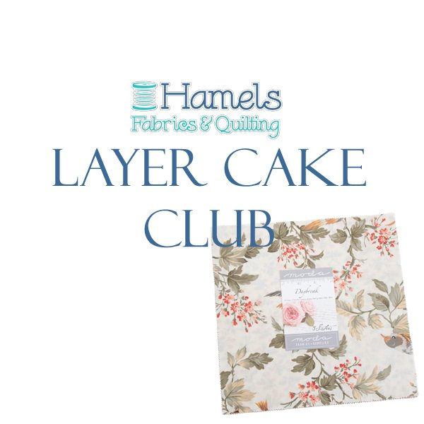 Precut Layer Cake Club - The Latest & Greatest