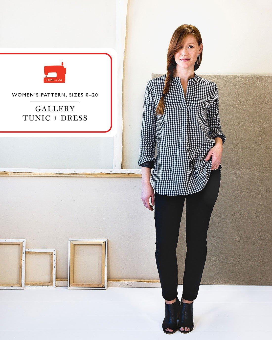 Gallery Tunic & Dress