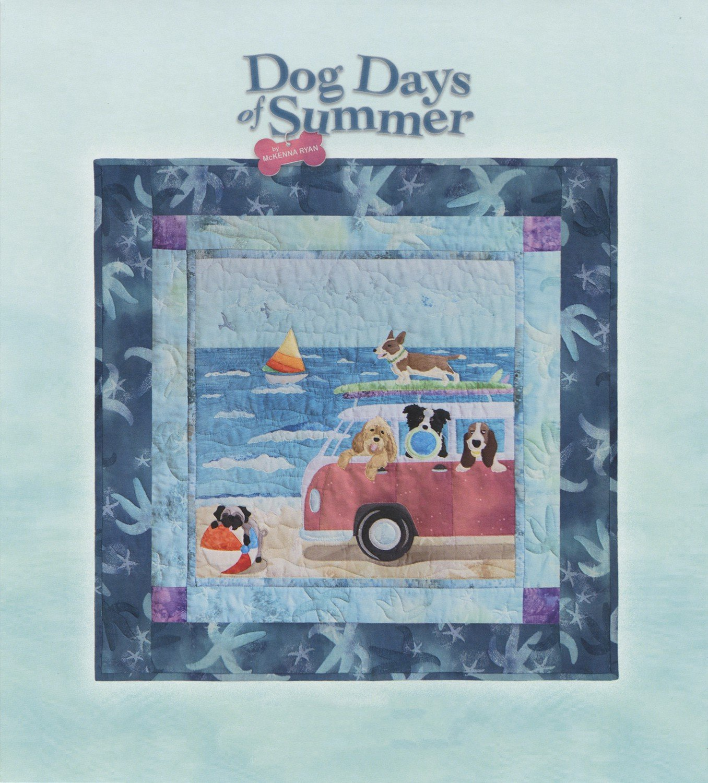 Dog Days Of Summer Block 4 Beach Bums Laser Cut Kit