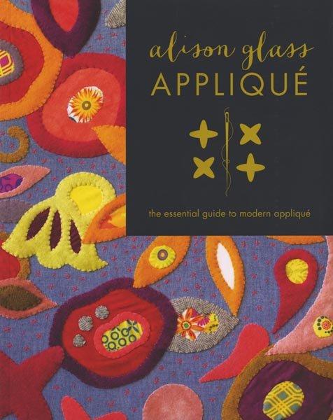 Alison Glass Applique - Softcover