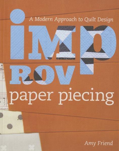 Improv Paper Piecing - Softcover