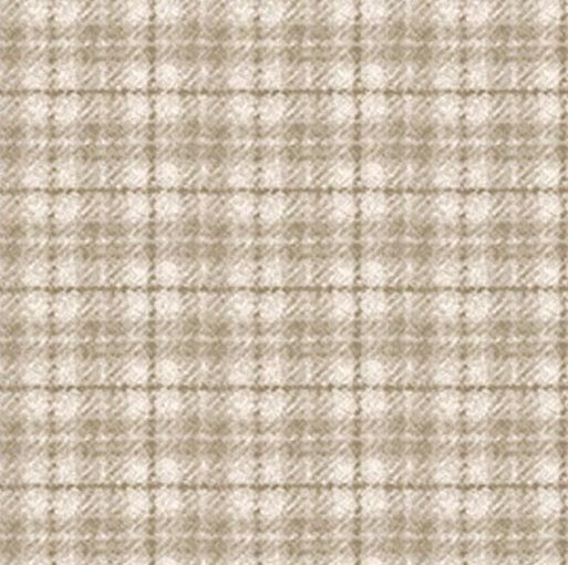 Woolies Flannel - MASF18502-E