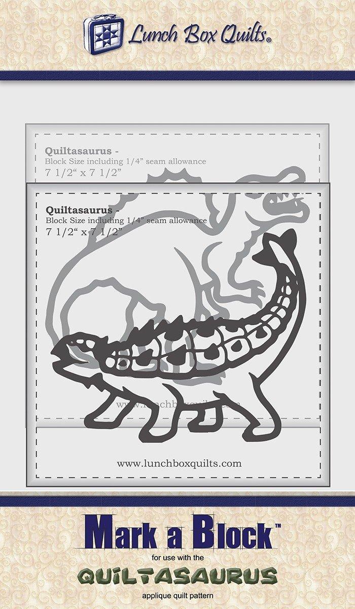 Mark-a-Block Quiltasaurus