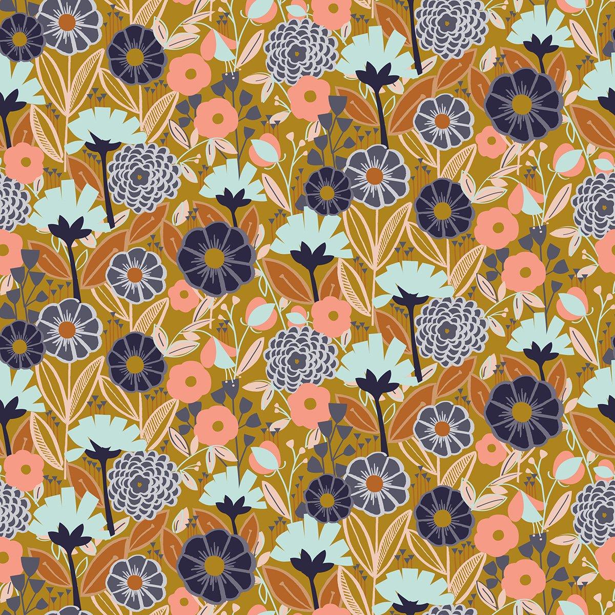 Emilia - Mustard - 300690-001