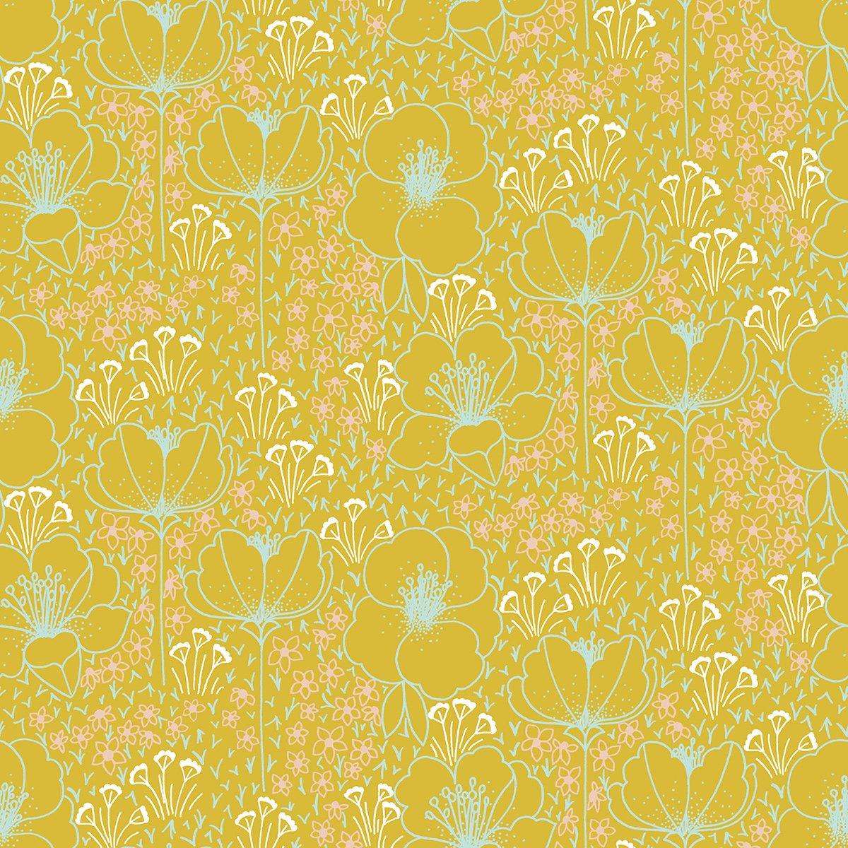 Emilia - Mustard - 300690-011