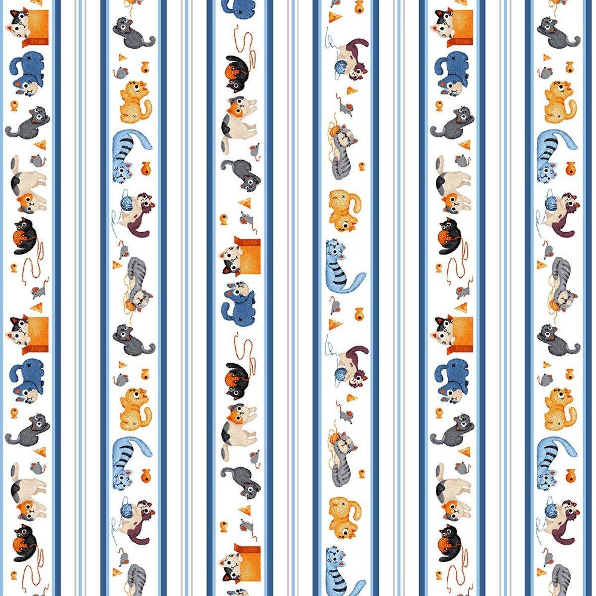 Feline Friends - Alley Cats - 8659-11