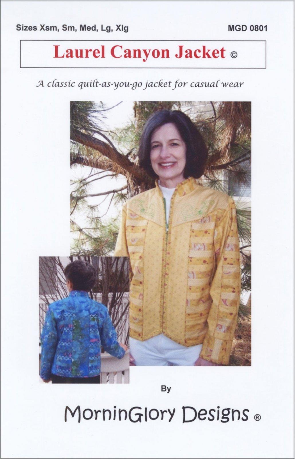 Laurel Canyon Jacket XSM-XLG