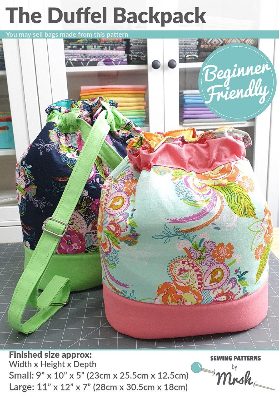 The Duffel Backpack
