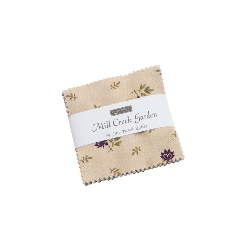 Mill Creek Garden Mini Charm Pack