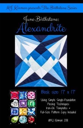 June Birthstone Alexamdrite - Birthstone Series